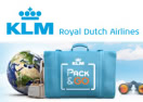 KLM Royal Dutch Airlines Промокоды